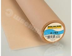 G785-05 (90смх25м беж)Тканная прокладка для тонких материалов