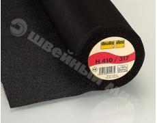 H410 (90смх25м черн) Клеевая легкая прокладка со стабилизирующими швами