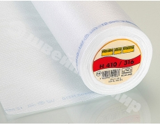 H410 (90смх25м бел) Клеевая легкая прокладка со стабилизирующими швами