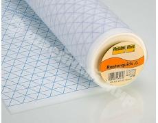 Rasterquick Dreieck(90смх15м) Флизелин  для пэчворка (треугольник)