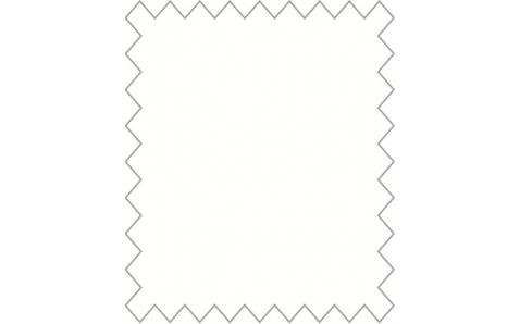 647000-800 Ткань Gutermann Белый однотонный (для всех серий Ring a Roses)