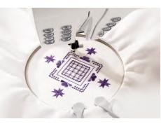 4125738-01 Husqvarna Пяльцы Embroidery Spring Hoop Ф100 мм