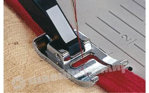 4118510-45 Husqvarna Лапка для вшивания канта