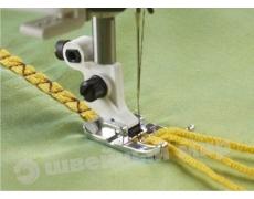 4131870-45 Husqvarna Лапка для пришивания 3-х нитей