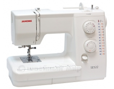 Janome SE 522 (525S)