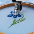 820243-096 PFAFF Лапка для штопки и вышивки в свободной технике (A*CDEFG)