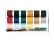 Набор ниток  Madeira Aerofil 8041 №120 (18катушек)