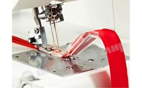 620097-196 PFAFF Лапка для создания шлевок и пришивания тесьмы (3.0,4.0)