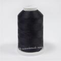 Нитки Madeira Aeroflock №100 (1000м) цвет 8000 черный