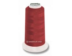 Нитки Madeira Aerolock №125 рубиновый красный (2500м)