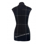 Мягкий масштабный манекен RDF Betty Премиум 1:2, черный (42 размер)