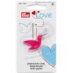 """Нитевдеватель Prym Love """"Birdy"""", розовый (611157 Prym)"""