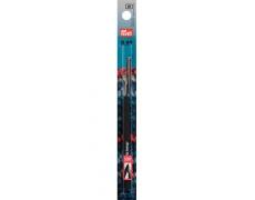 175625 Prym Крючок для вязания стальной с защитным колпачком и мягкой ручкой 0,6 мм