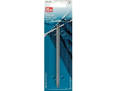 191105 Prym Дополнительные спицы для вязания кос (алюм.) 2,5+4мм