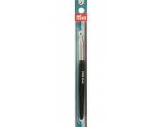 195347 Prym Крючок алюминиевый для вязания 14 см/6.0 мм