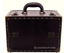 Чемоданчик для швейных принадлежностей L (коричневый) Prym 612832