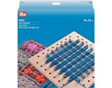 624157 Prym Основа для плетения на колышках квадратная Loom MAXI