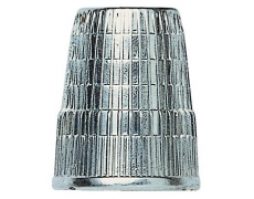 431842 Prym Напёрсток, диаметр 17мм, цинк-хромовое покрытие
