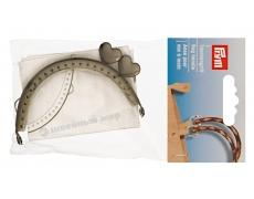 615168 Prym Замок для сумки (фермуар) Linda 8,5 см