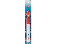 218507 Prym Крючок для вязания пластиковый 14см/20,0мм серый