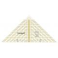 611313 Prym Треугольник для пэчворка (1/4)