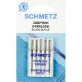 Иглы Schmetz к Coverlock  №80 ELX705 SUK CF(хромированные)VСS