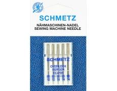 Иглы Schmetz оверлочные  №80-90 ELX705 VZS