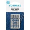 130/705H Иглы Schmetz джинс №90-110 по 5шт.