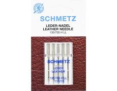 130/705H Иглы Schmetz кожа №110 по 5шт.
