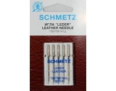 130/705H Иглы Schmetz кожа №90 по 5шт(VDS)
