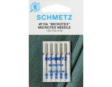 130/705H Иглы Schmetz микротекс  №60-80 по 5шт(V4S)