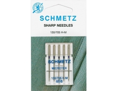 130/705H Иглы Schmetz микротекс  №60 по 5шт(VAS)