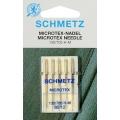 130/705H Иглы Schmetz микротекс  №80 по 5шт(VCS)