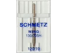 130/705H Игла Schmetz для мережки  №120 по 1шт.WING