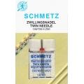 130/705H ZWI Игла Schmetz двойная №80/1.6 по 1шт.(SCS)