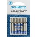 130/705H Иглы Schmetz универ №70-100 по 10шт(XKS)