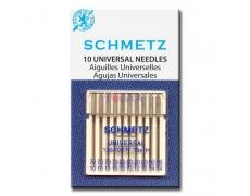 130/705H Иглы Schmetz универ №70-90 по 10шт(XNS)