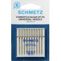 130/705H Иглы Schmetz универ №80 по 10шт(XCS)