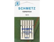 130N  Иглы Schmetz для отстрачивания №80 по 5шт(VCS)