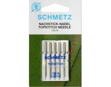 130N  Иглы Schmetz для отстрачивания  №100 по 5шт(VES)