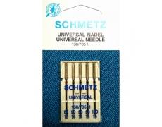 130/705H Иглы Schmetz универ №80-100 по 5шт.