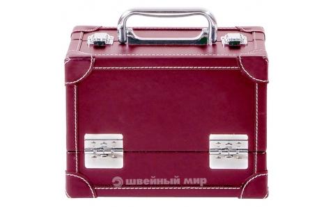Чемоданчик для швейных принадлежностей (красный) Prym 612812