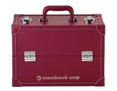 612814 Prym Чемоданчик для швейных принадлежностей (красный)