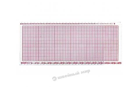 Чистые перфокарты для вязальных машин SK-280 (5 класс), 10 штук