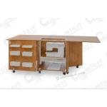 Стол для швейной машины и оверлока Комфорт 1QLW+