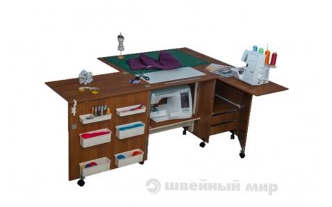 Стол для швейного оборудования Комфорт 5+