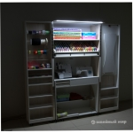 Шкаф-трансформер Комфорт Craftbox